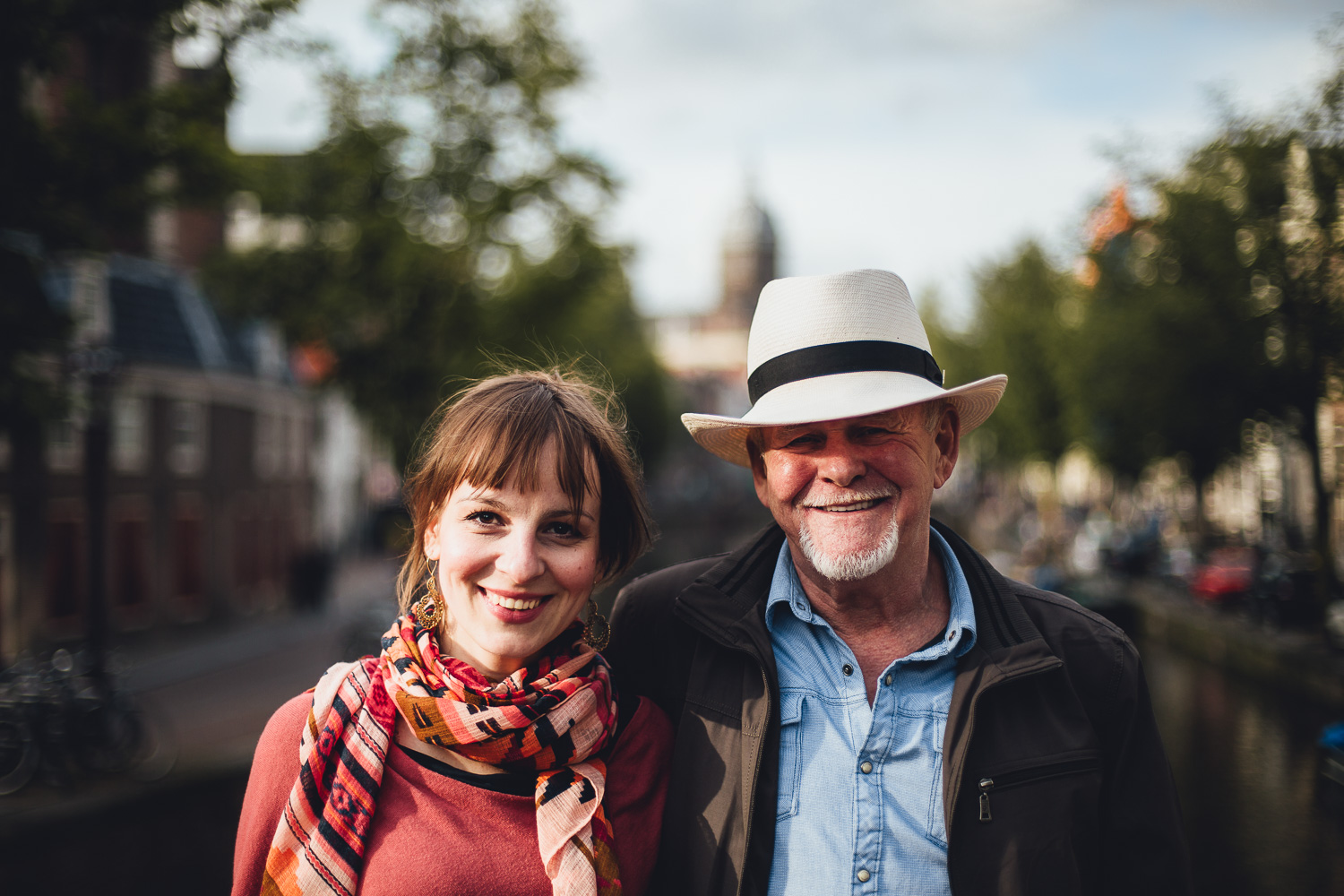 Rick with his wife Danijela.  For the past four years they continued Rick's battle towards acceptation of cannabis as a natural medicine. Together, they visited many different countries all around the world, where they gave lectures, held seminars, and informing the public about this subject through interviews, social networks and various other activities.  Recently, they established their own publishing company Simpson RamaDur. Rick's books are being translated into many different languages with one goal - to spread the knowledge about the healing abilities of cannabis oil.