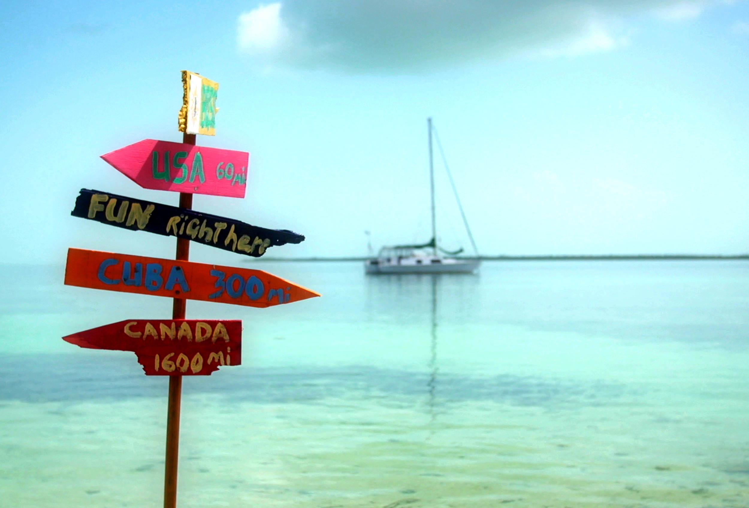 Flotsam & Jetsam: Jan Bednarz/ UK/ Bahamas