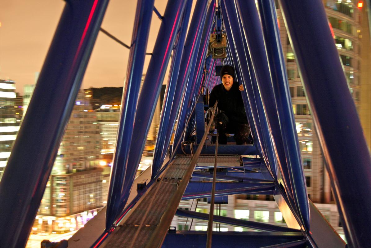 Above The Limit: William Mackenzi/ Canada