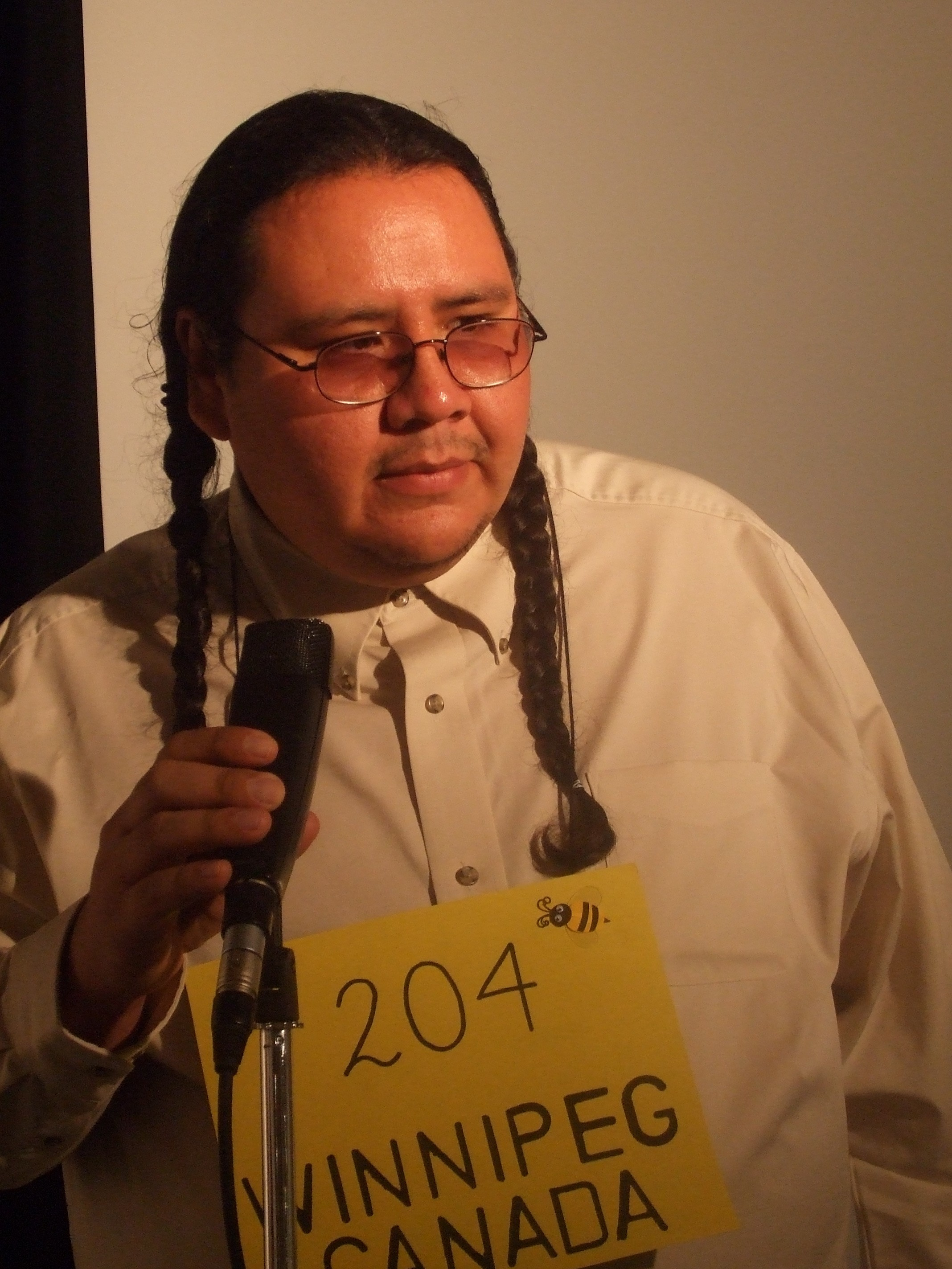 Indian Darryl Nepinak, Winnipeg