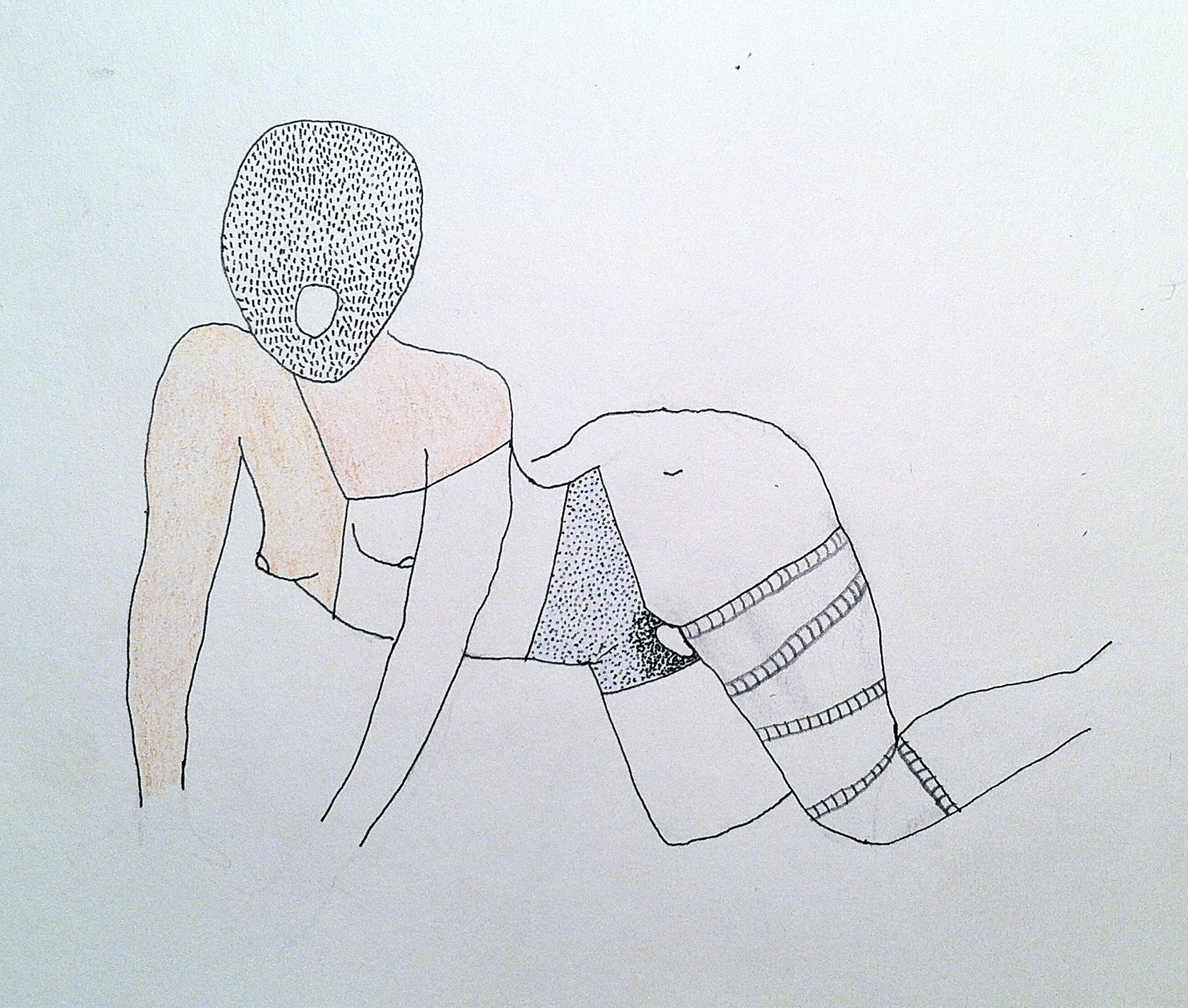 Drawing: Sonja Jokiniemi