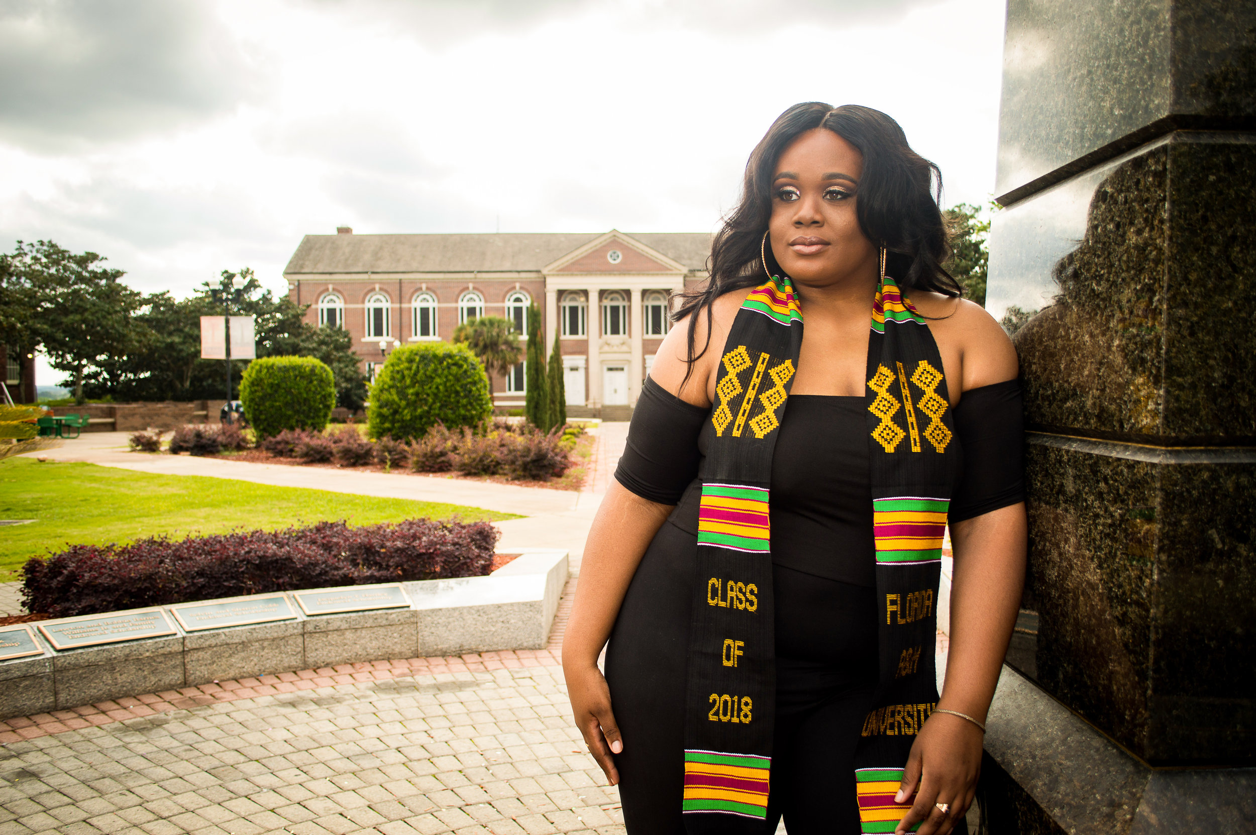 Grad Session - Florida A&M University Campus