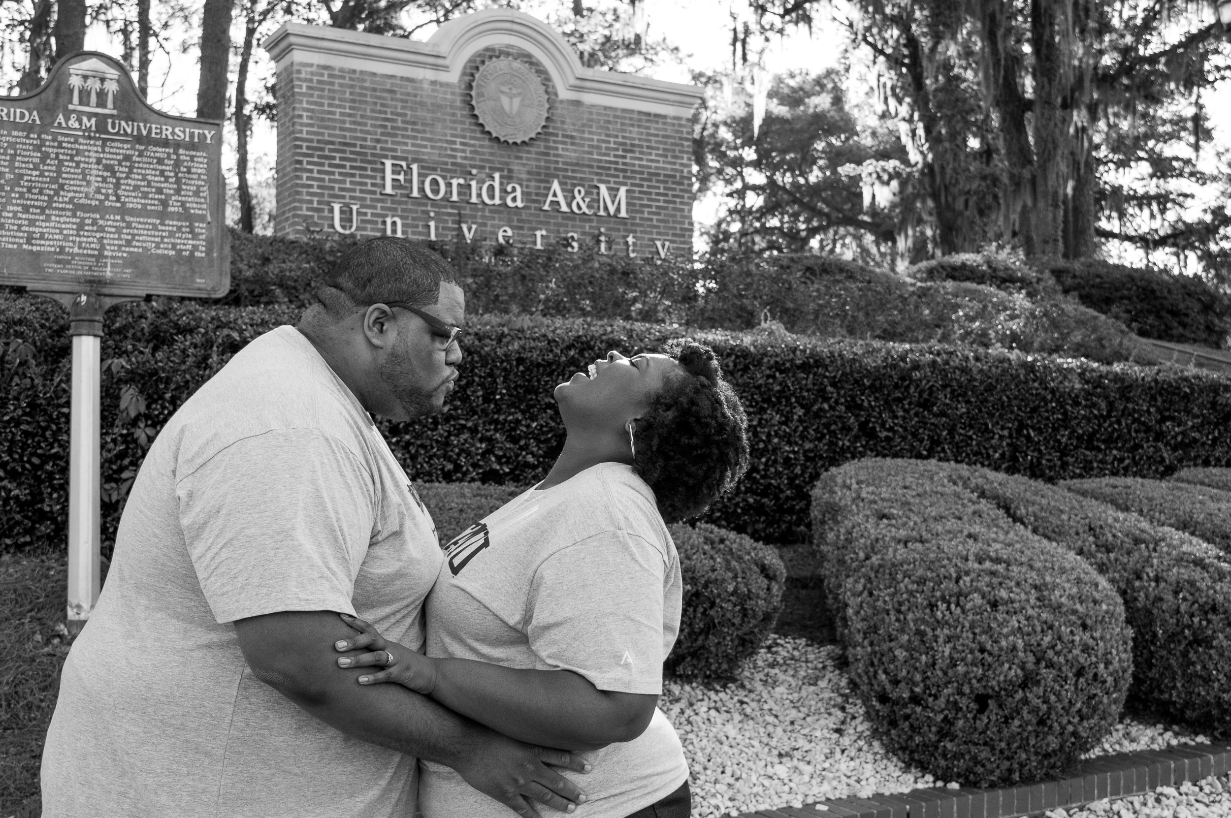 Engagement Session - Florida A&M University