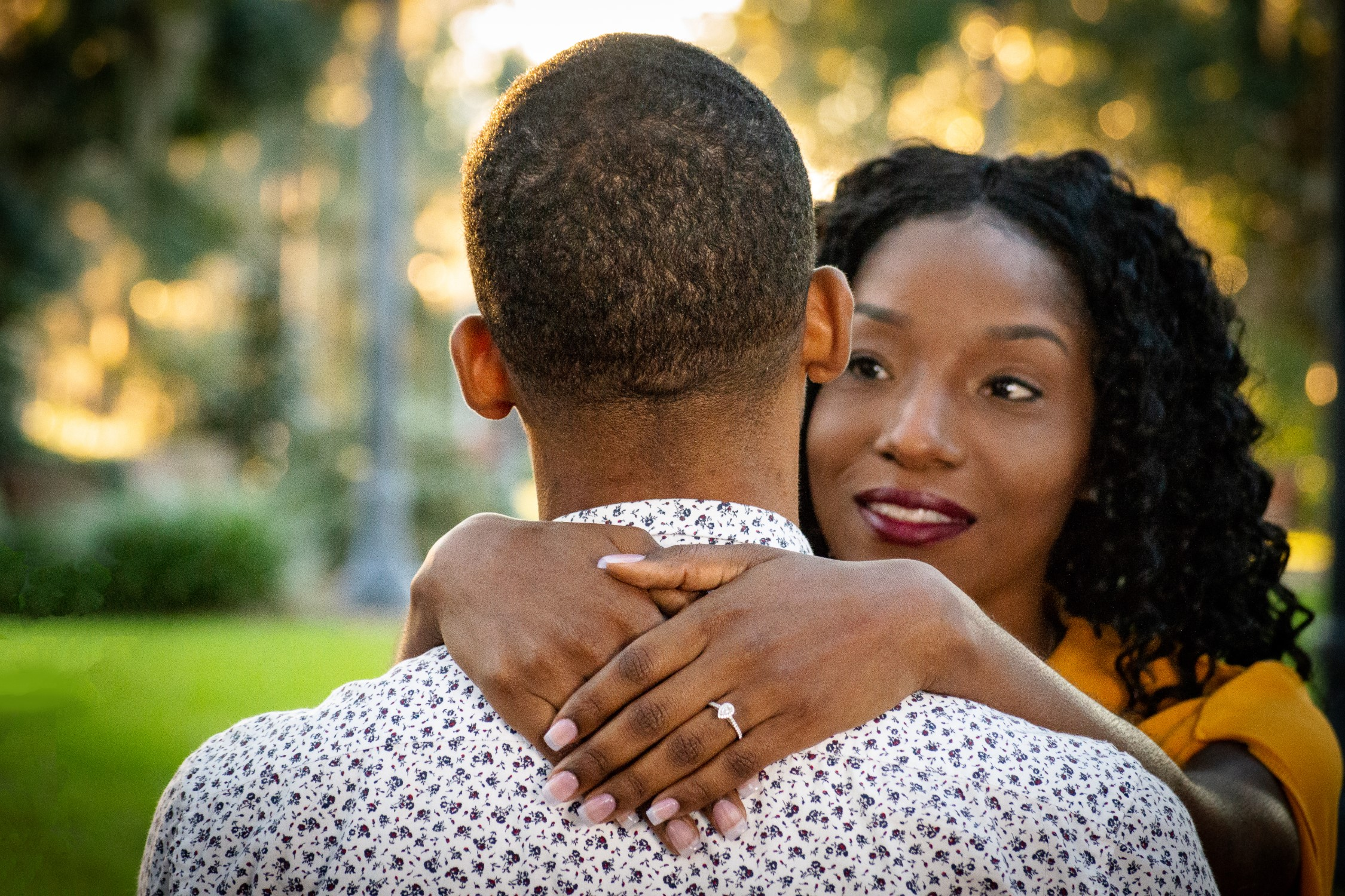 Engagement Session - Cascades Park, Tallahassee, Fl