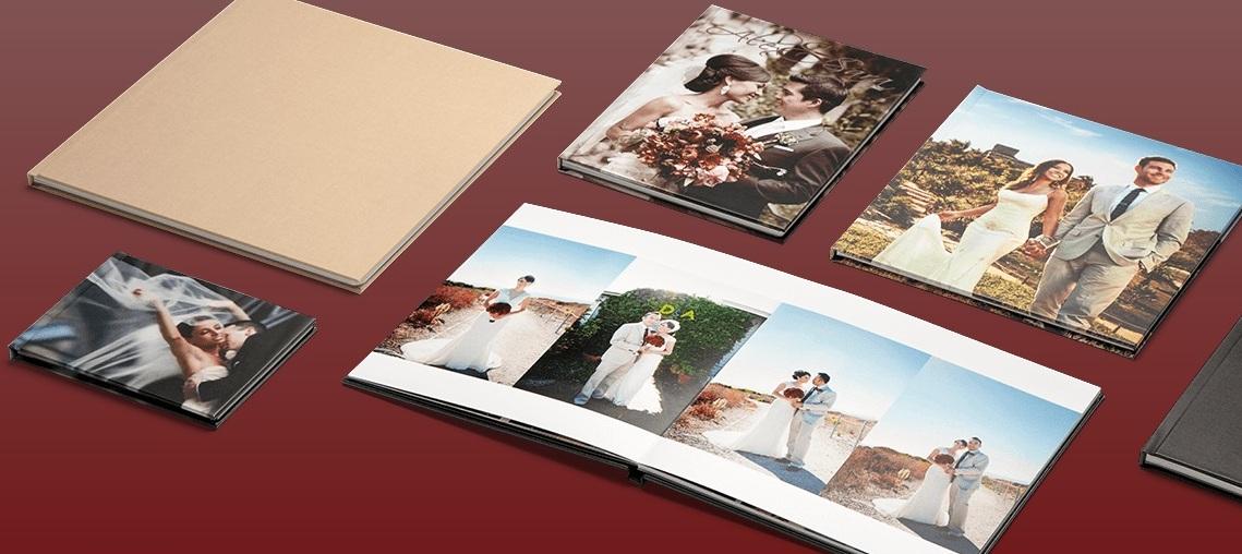 Premium Lay Flat Album w/ Soft/Hard Matte Cover - $300.00 - (8.5 x 8.5)$400.00 - (10 x 10)$600.00 - (12 x 12)