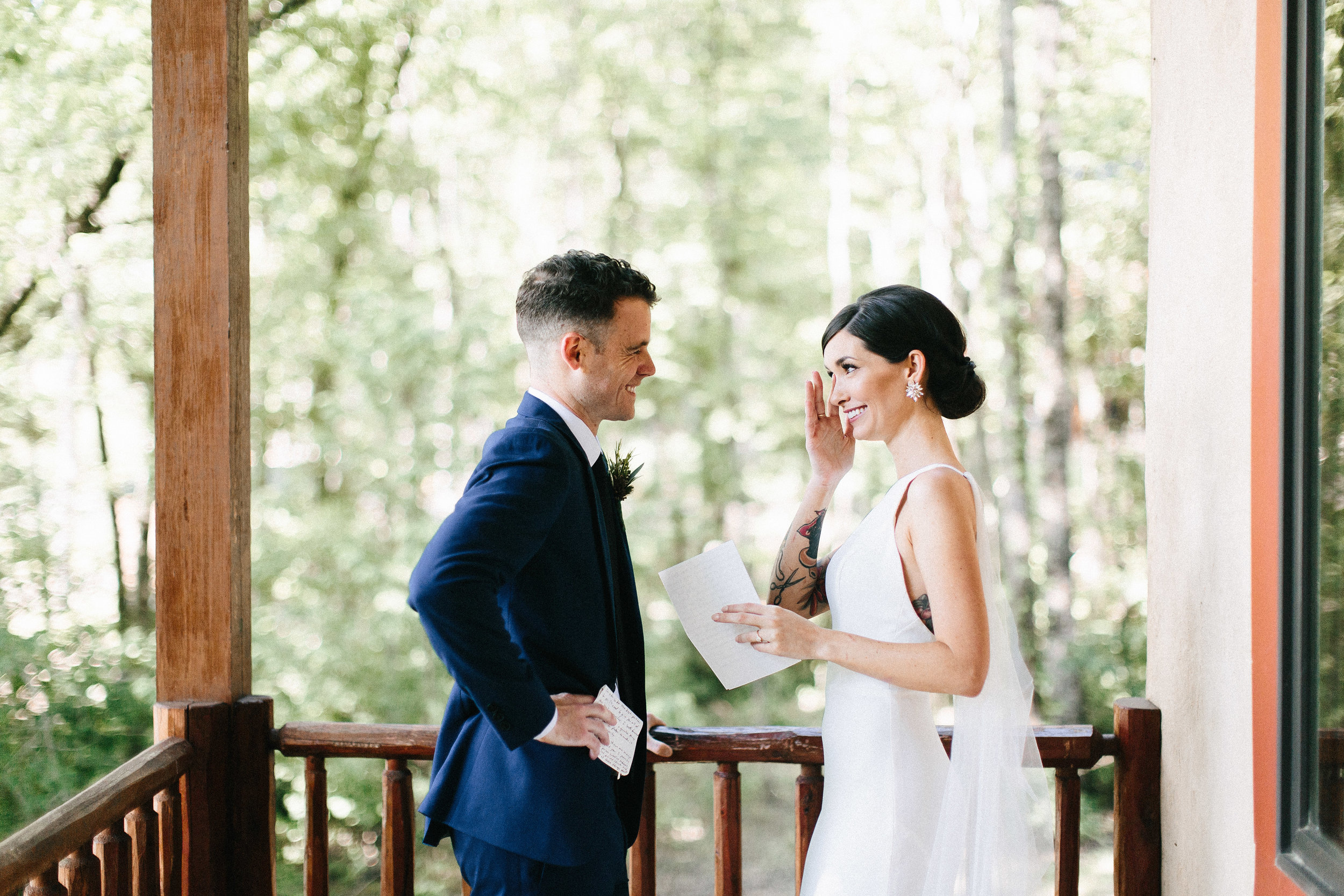 ellijay_cabin_intimate_wedding_georgia_geometric_altar_bridal_cape_diy_1280.jpg