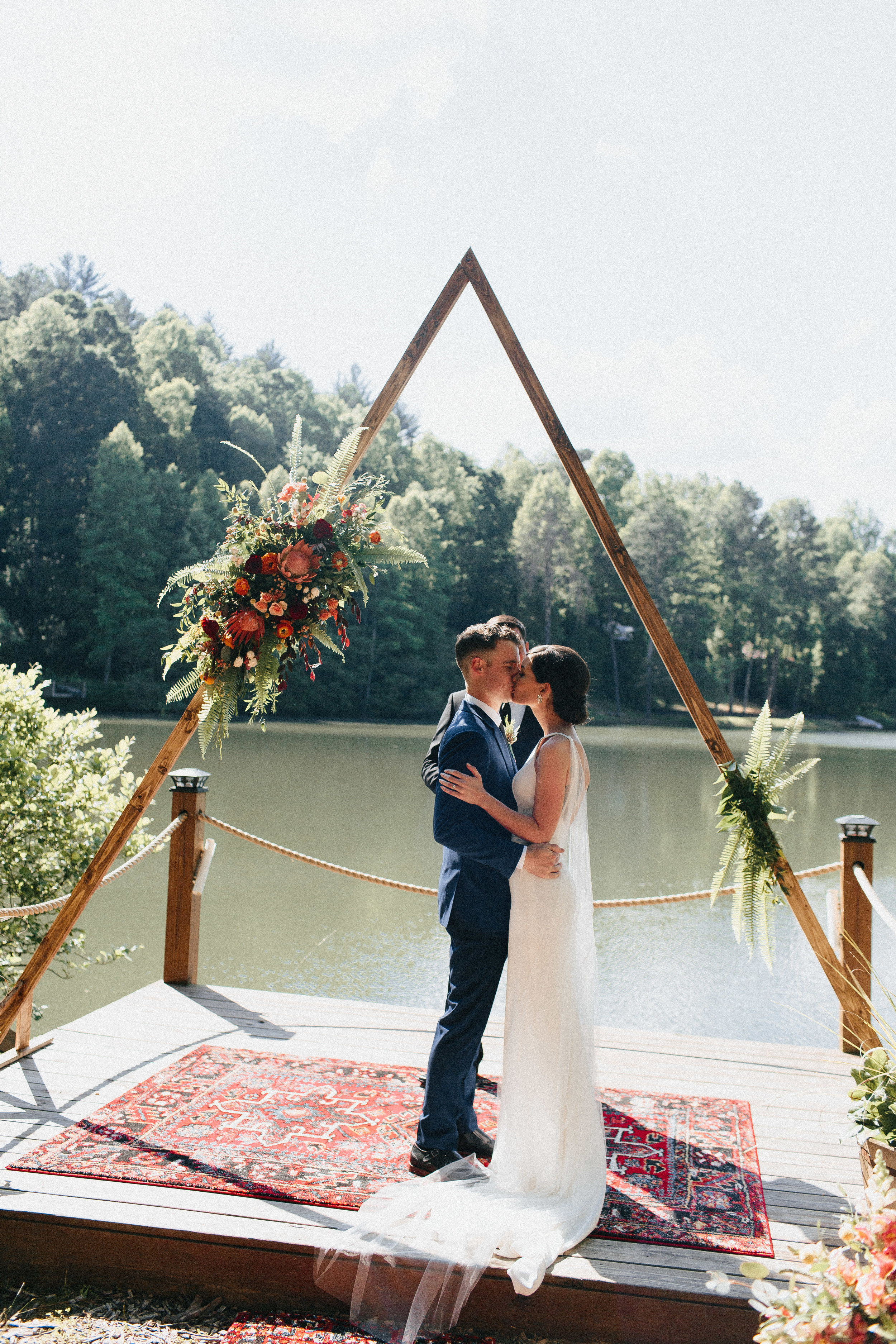 ellijay_cabin_intimate_wedding_georgia_geometric_altar_bridal_cape_diy_1383.jpg