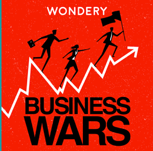 Business Wars gives you the unauthorized, real story of what drives these companies and their leaders, inventors, investors and executives to new heights — or to ruin.   From Apple vs. Samsung to Ford vs Chevy, It tells the story of why some companies win and others have lost.
