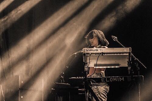 @elohim at @breakaway ✨✨✨ ••• #photography #musicportrait #localphoto #creatives #vscocam #moodyfilm #nextvisualportraits #vogove #featurefoto #f21xme #artistportrait #tonegame #gameoftones #visualgram #moodygram #trappngtones #lightroom #illgrammers #musicphotography #columbusphotography #moody #moodyportraits #collectivetrend #cincycreatives #girlscreating #elohim