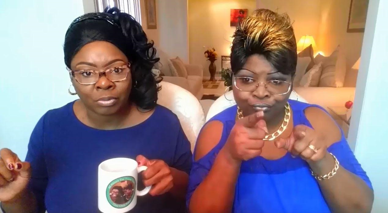 Diamond and Silk will be giving our take on this controversy and much more tonight on FB live at 9pm EST……Be Sure to Tune in