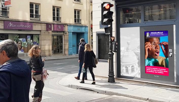 Story Mad, rue des Petits Champs, Paris 2nd