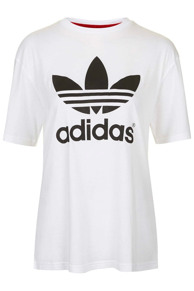 Trefoil Tee by Topshop for adidas Originals   available for $45.00