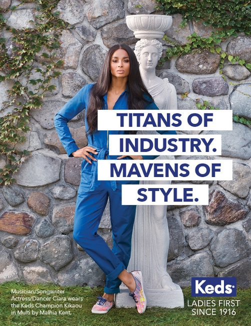 Images: Keds