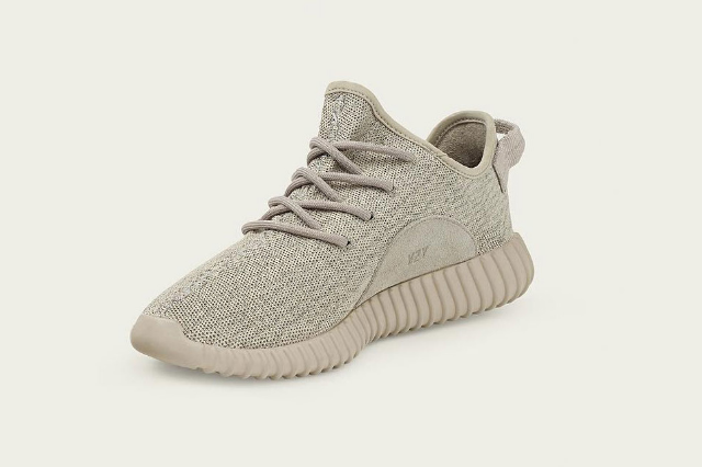 Riana's Pick:  Adidas Yeezy Boost 350  (shown: 'Oxford Tan')
