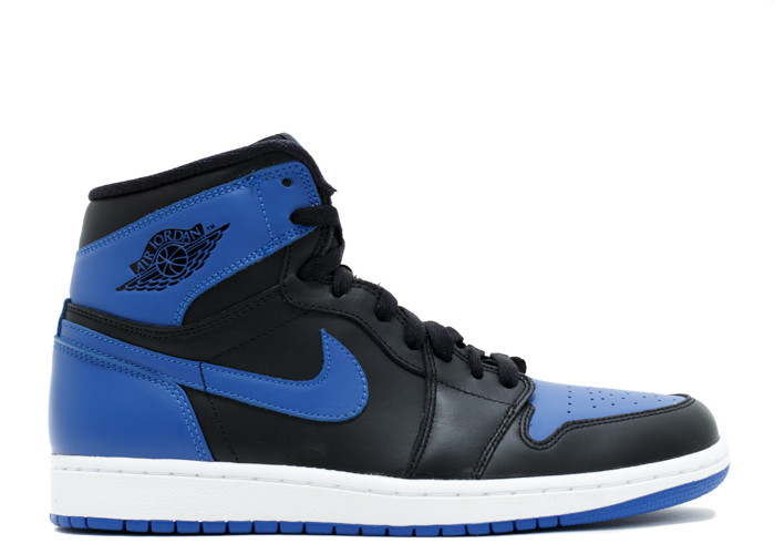 Keyonna's Pick:  Jordan 1 In Royal Blue  (Unisex)