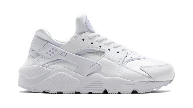 Nicky's Pick:  Nike Air Huarache (White)