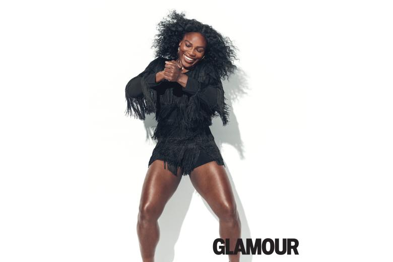 Image: Glamour