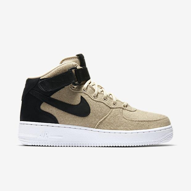 Nike Air Force 1 Mid/ Oatmeal