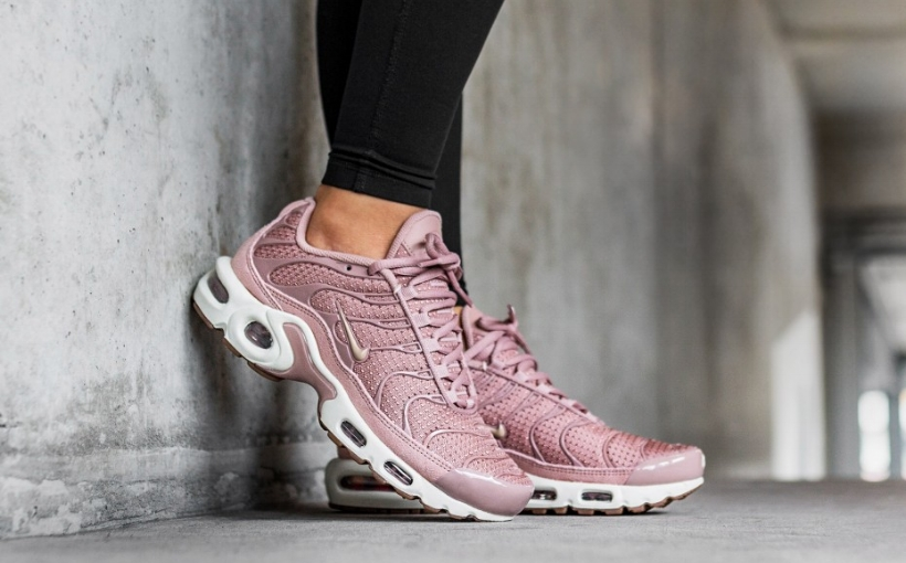 This Nike Air Max Plus TN is Draped in Particle Pink — CNK Daily ...