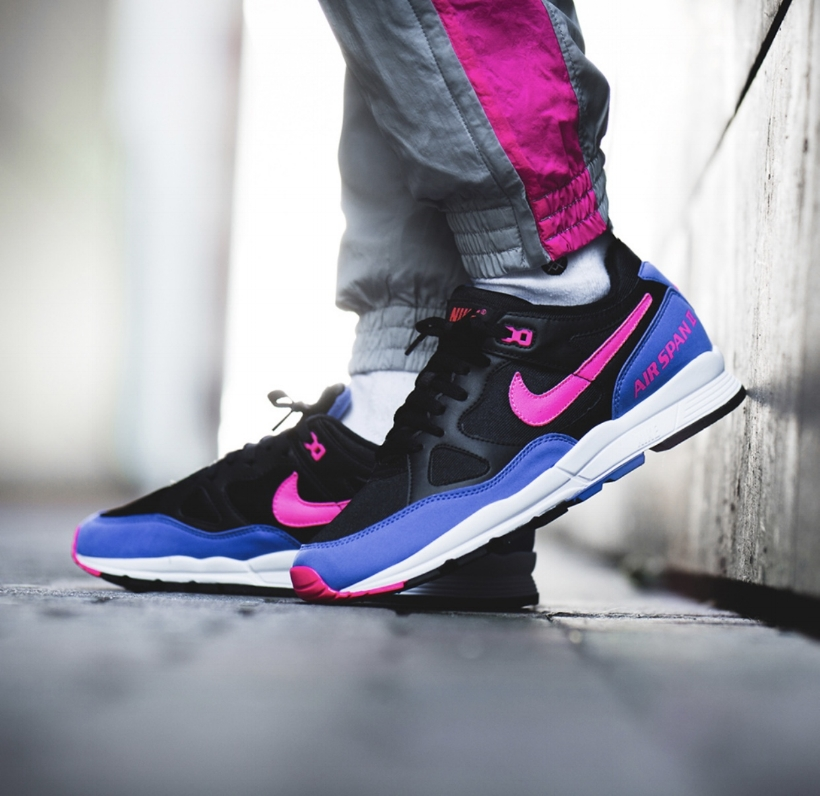 The Nike Air Span II Takes Us Right