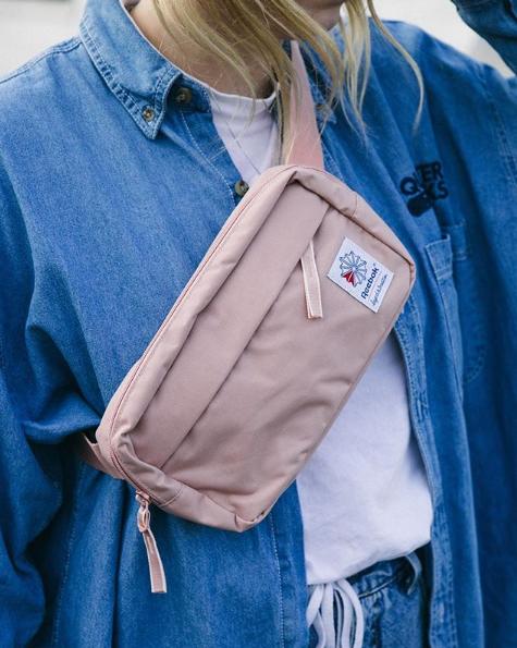 This Reebok Classic TB Zip Waist Bag Is