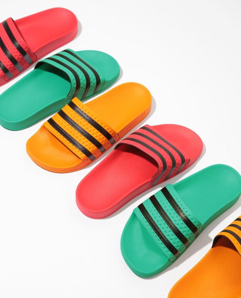 This Latest adidas Adilette Slide IS