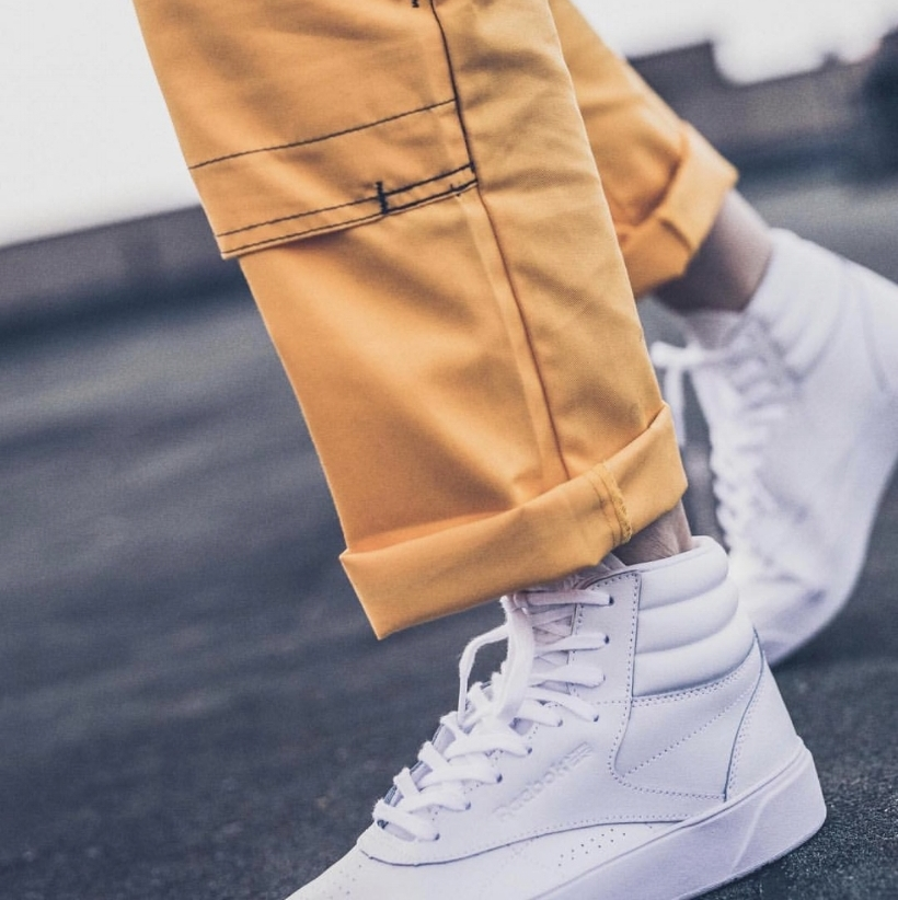 Reebok FW 18 Collection Welcomes The Freestyle Hi Nova