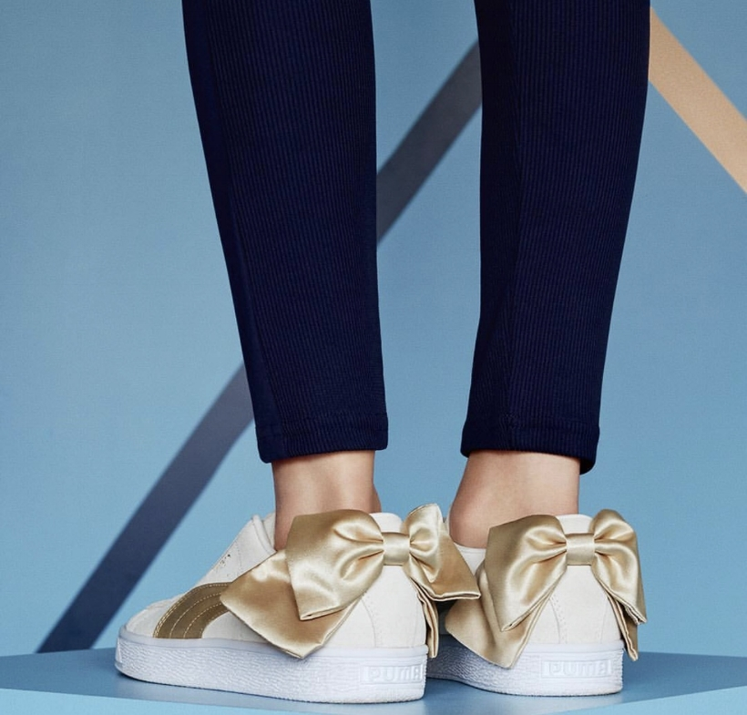 Classic Suede Sneakers — CNK