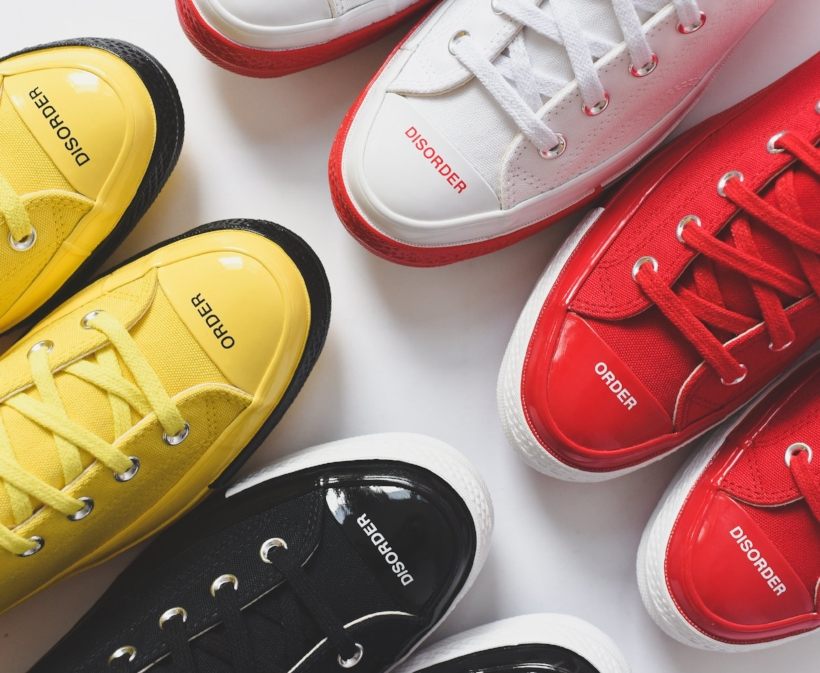 Images: Kith/Converse