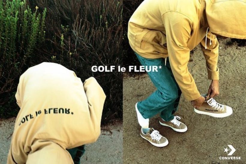 A Look At The Newest Golf Le Fleur X Converse Chuck Taylor Pack Cnk Daily Chicksnkicks
