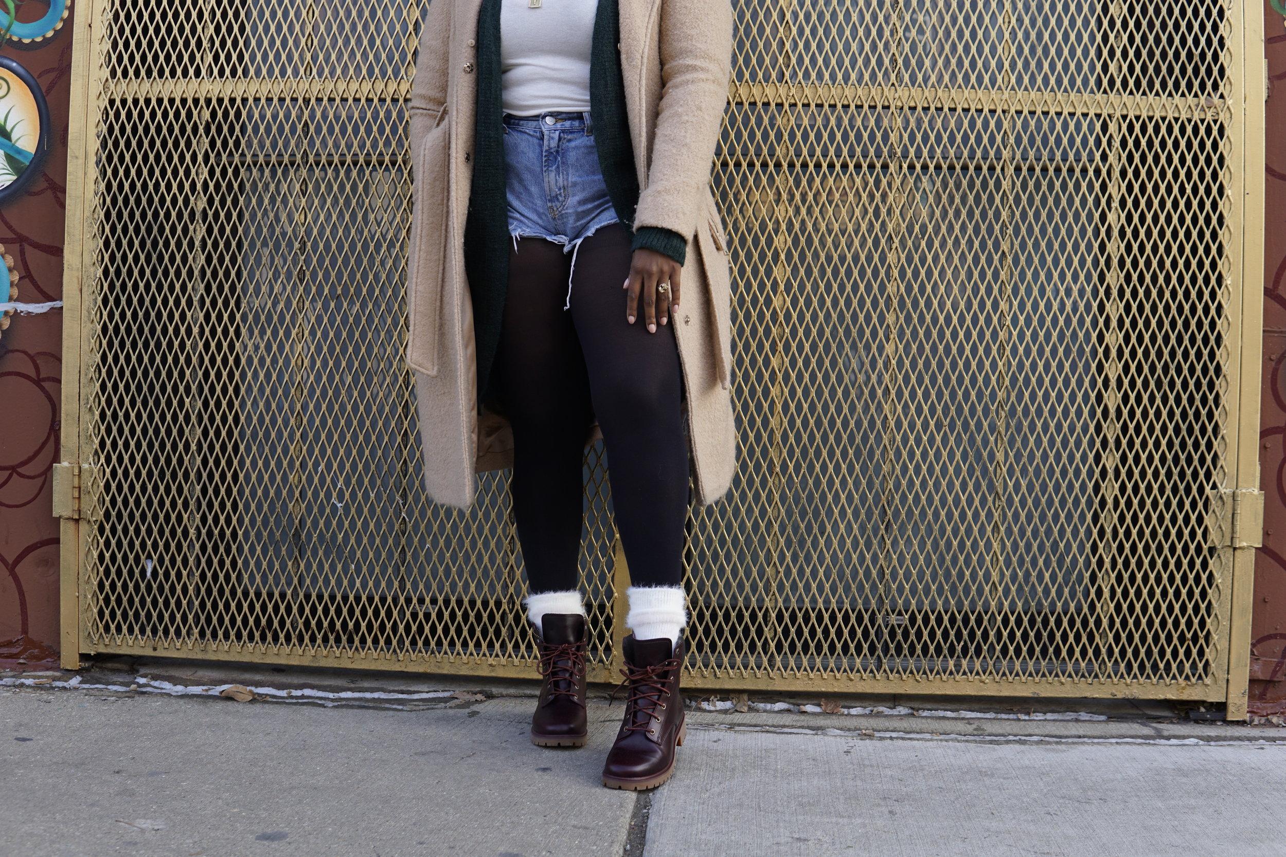 Sneaker Diary, Winter Edition: Timberland Jayne 6 Inch