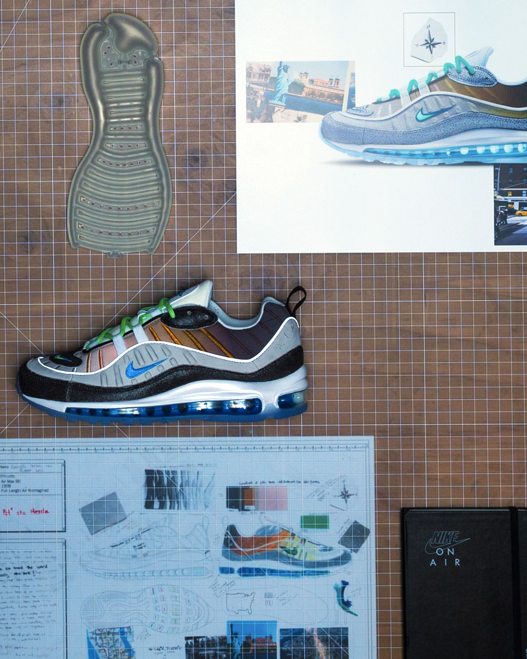 Images: NIKE