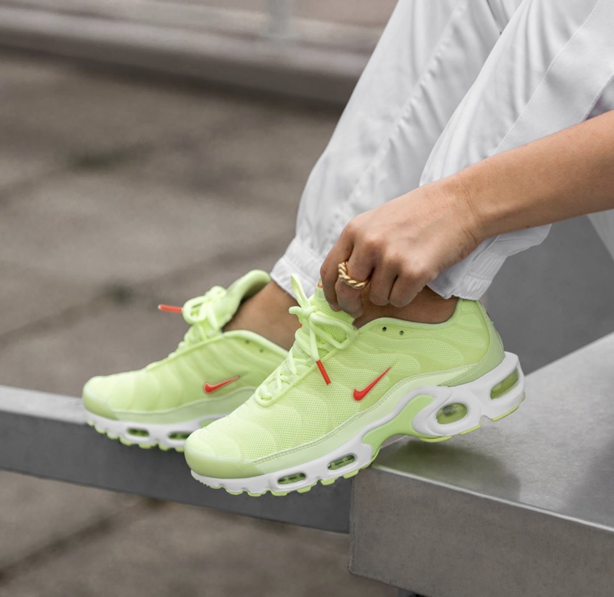 competitive price designer fashion 100% top quality Barely Volt' Hits The Nike Air Max Plus TN SE — CNK Daily ...