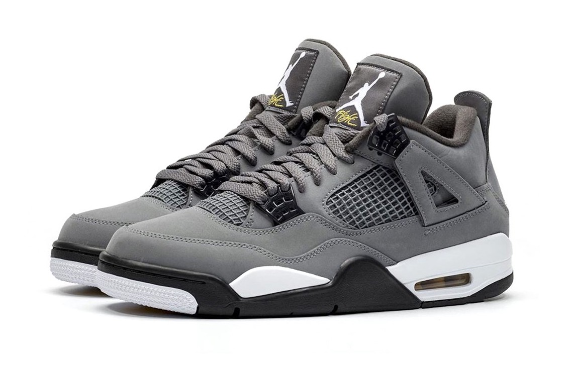 best cheap 3248a 88ea9 Wish List: Return of the Cool Grey Air Jordan 4s — CNK Daily ...