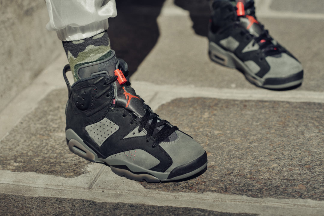 Wish List: Air Jordan VI PSG is Hitting the Shelves — CNK Daily ...