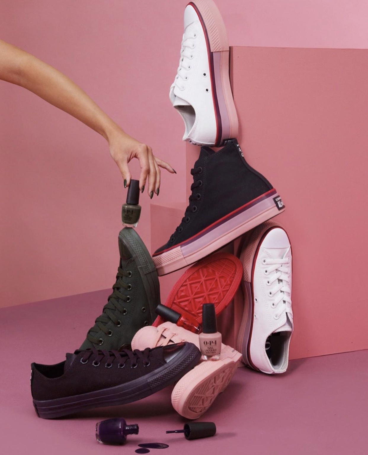 Wish List: Converse is Back with OPI