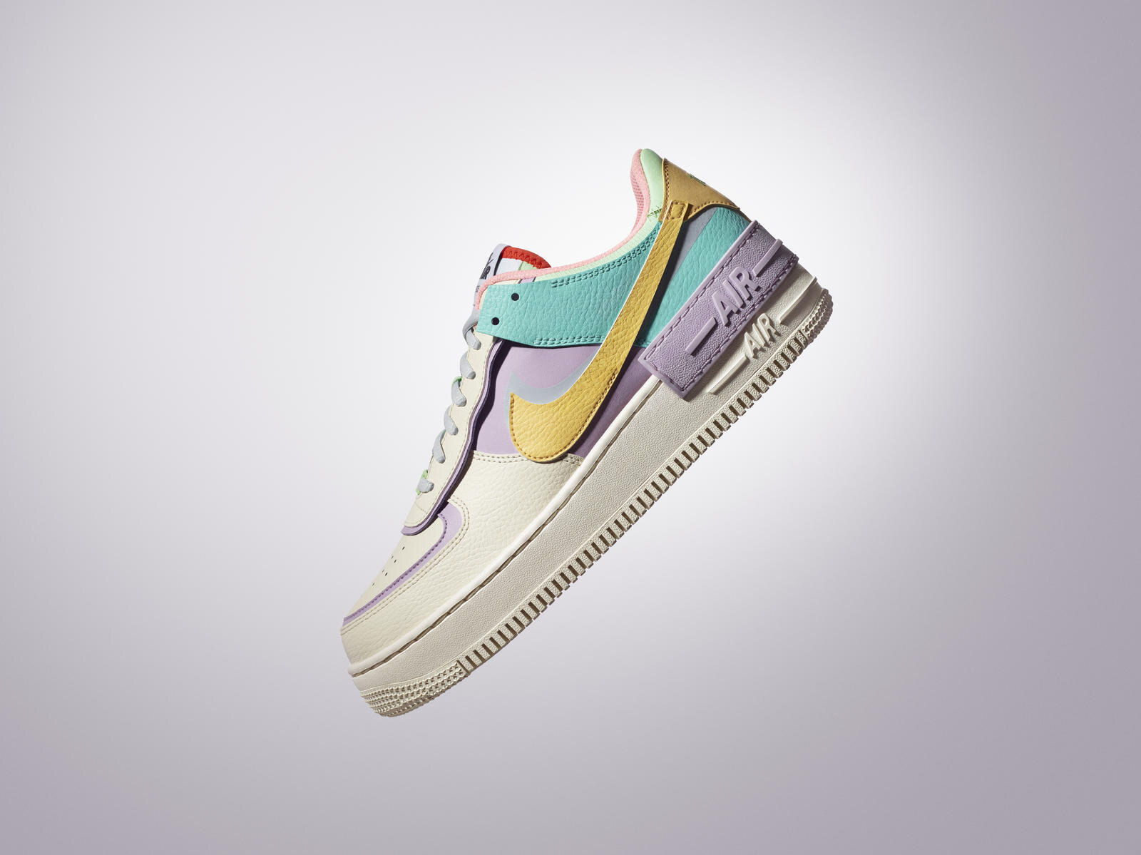 Cop or Can: The Women's Nike Air Force 1 Shadow, Shell And ...