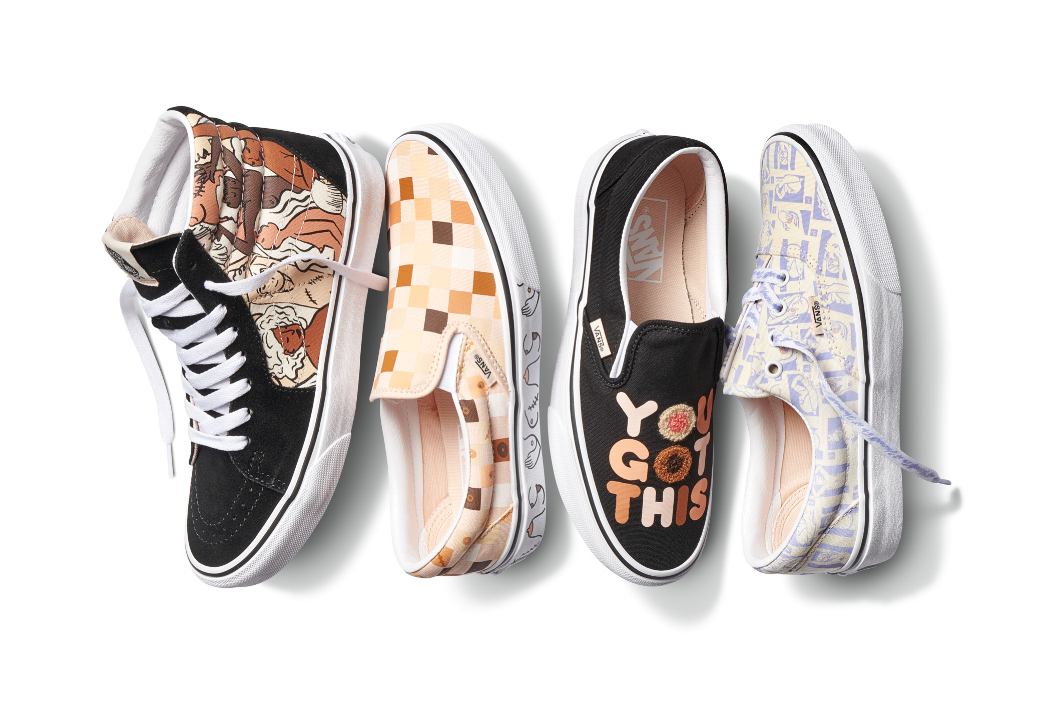 Vans Releases Collection To Honor Breast Cancer Awareness