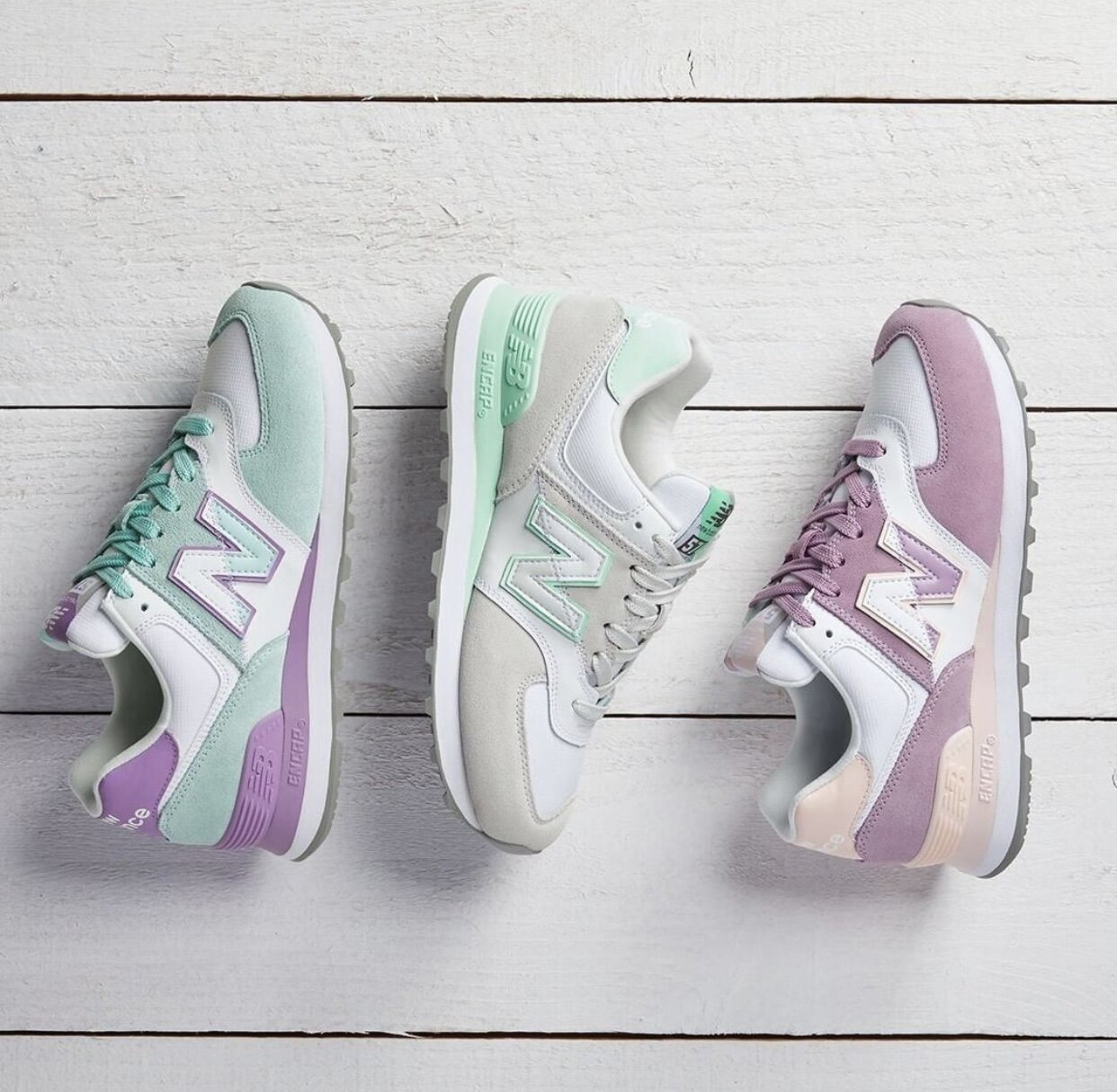 Cop or Can: WMNS New Balance 574 Split Sail — CNK Daily (ChicksNKicks)