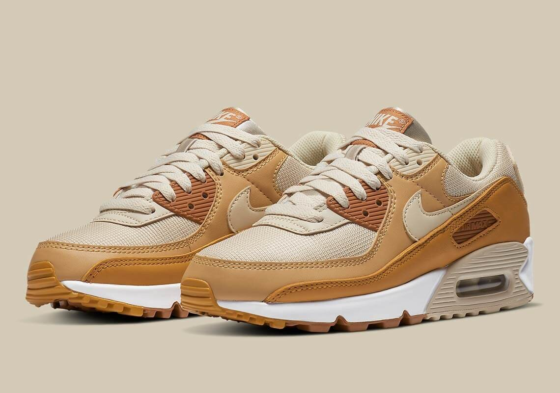 The WMNS Nike Air Max 90 'Oatmeal' Is Still Available — CNK Daily ...