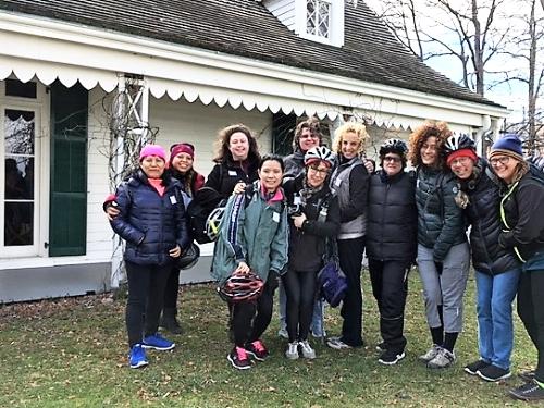 Get Women Cycling Group Ride