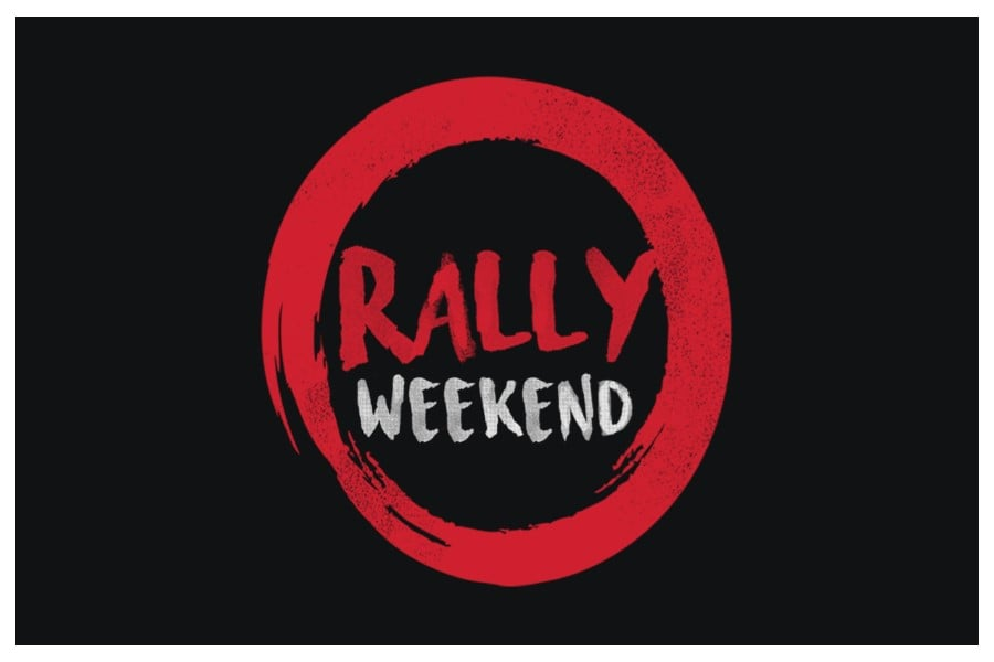Rally Weekend | Feb. 5-7 | Students 6th-12th Grade | $35    Rally Weekend is a three-day event for Jr. High & Sr. High Students of great music, messages, serving, and fun with friends in February. For more information and to sign-up  HERE !