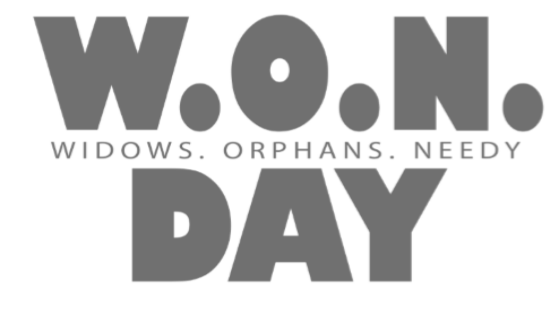 Registration is now open for our next W.O.N. (Widows. Orphans. Needy.) Day with our completed 3rd-5th graders! It is scheduled for July 26th from 9 AM-4 PM. Register HERE for your child and to chaperone!  We will be serving the Meals on Wheels organization, having a derby race and painting fingernails at a nursing home. and playing at Jump Street in Katy! Your kid won't want to miss this time of serving and having a blast!