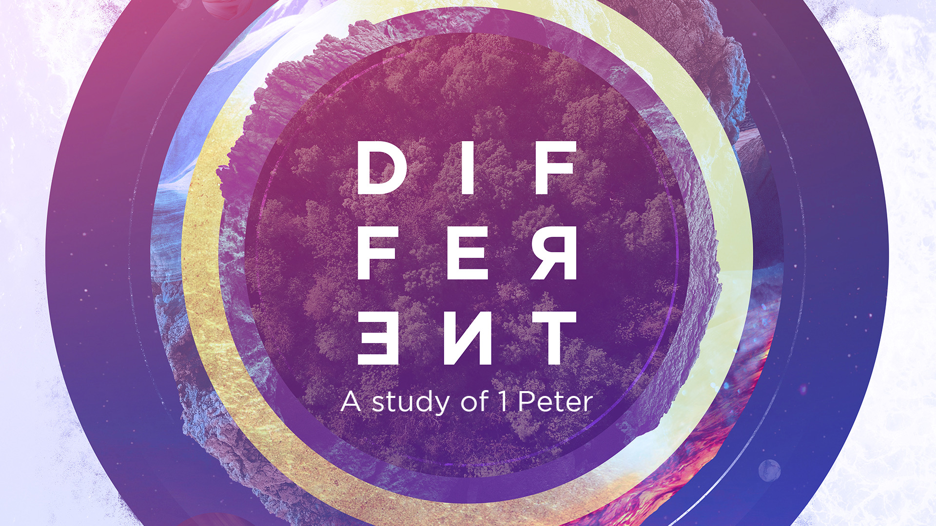 SERMON SERIES CONTINUES THIS SUNDAY  | Different - A Study of 1 Peter