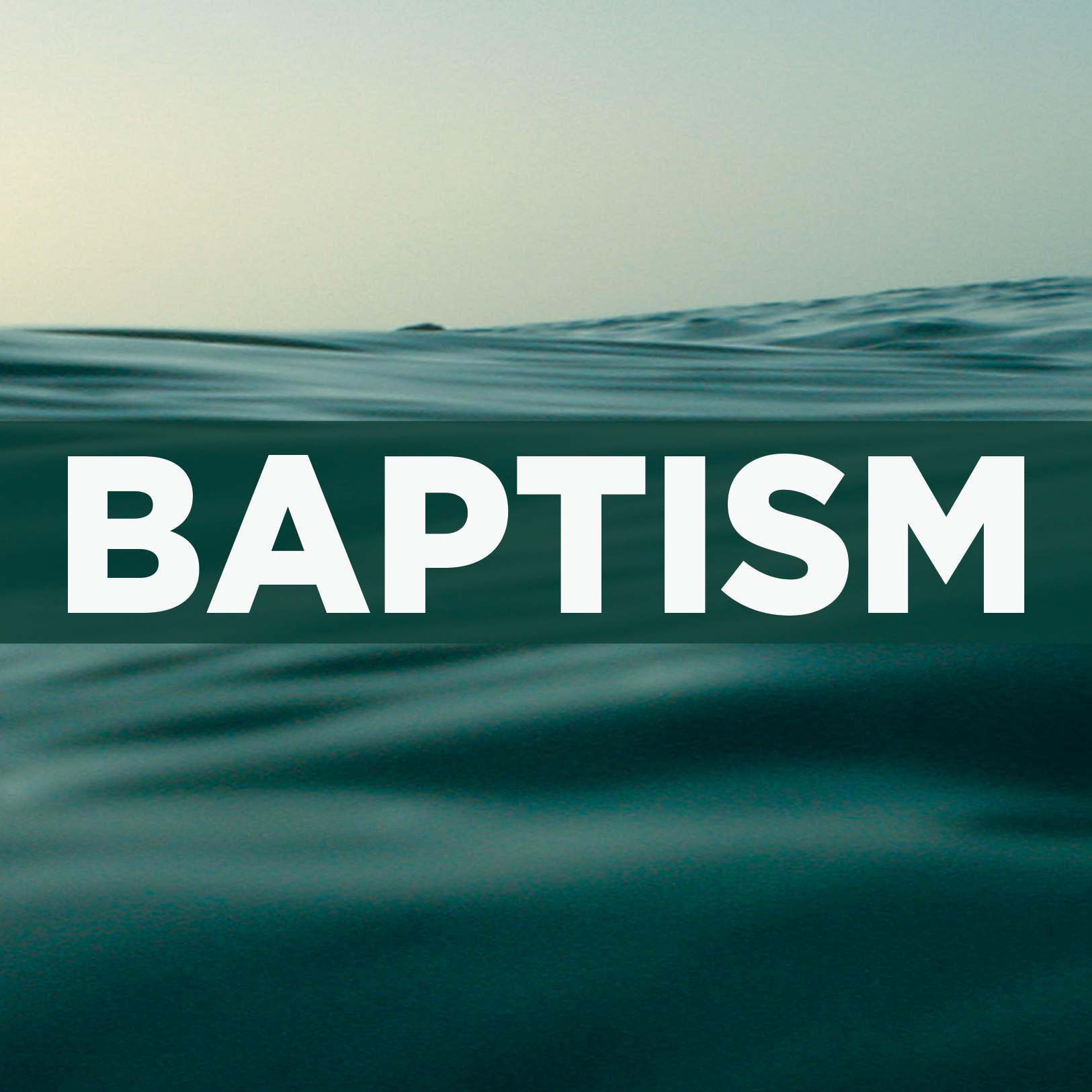 BAPTISM | SEPTEMBER 16   Are you interested in taking your next step through baptism? Our next baptism will be on September 16th. Click below for more info or to sign up.    SIGN UP HERE