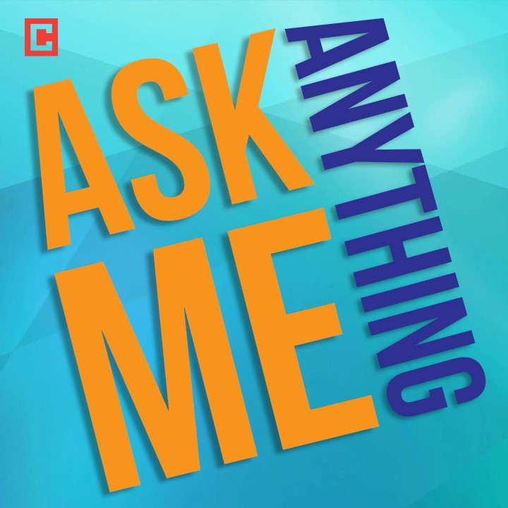 ASK ME ANYTHING | APRIL 30 | 7PM   Ask Me Anything nights are hosted by an Elder or a member of the Pastoral Staff and are an opportunity to engage in robust dialogue regarding anything in the life of our church. Plan to join us on  April 30th at 7PM  in the Fifty6 room. Click  HERE  to register.