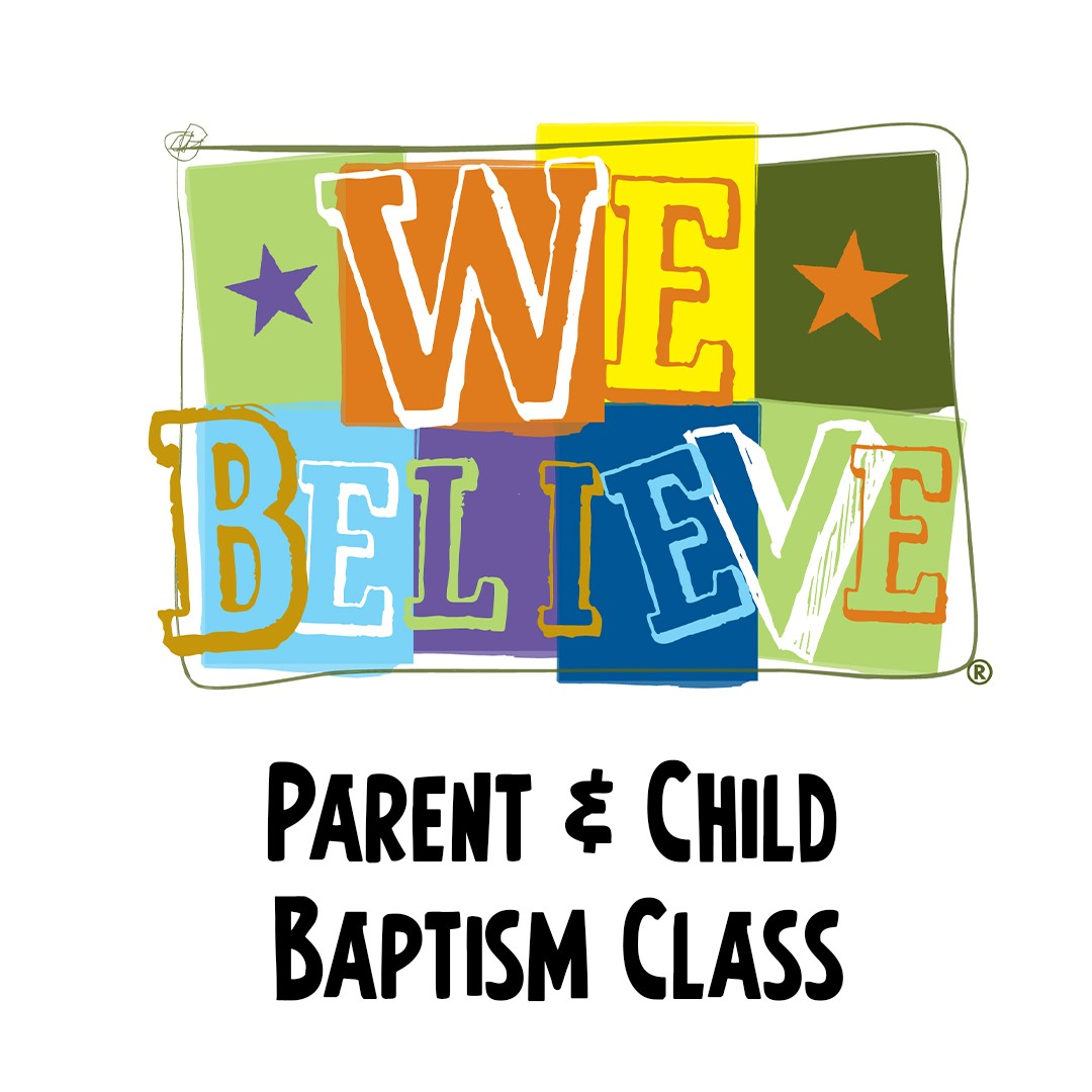 WE BELIEVE | JULY 21   Has your 1st-6th grade child recently accepted Jesus as their Savior and interested in baptism? Or do they have questions about salvation and baptism? Please join us for a Parent+Child Class on  July 21st@ 1pm  in Preschool Room 5. Click  HERE  to register.