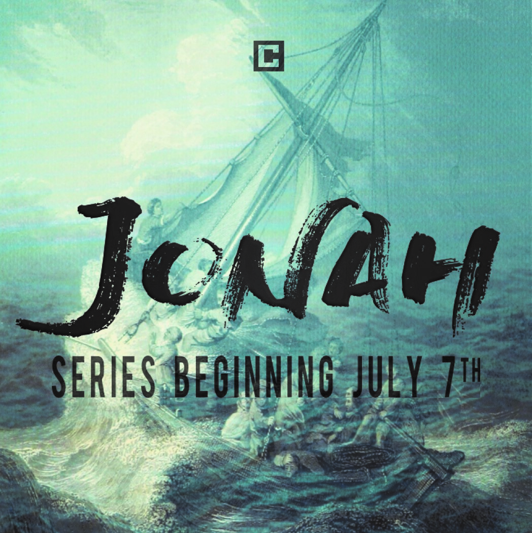 JONAH: NEW MESSAGE SERIES STARTS THIS SUNDAY   The story of Jonah is one of the most well-known, but most misunderstood stories in the Bible. Jonah isn't mainly about a big fish, but a merciful God and His surprising message to His people. Join us for this new series as we dive into the story of a God who pursues people who run from Him.