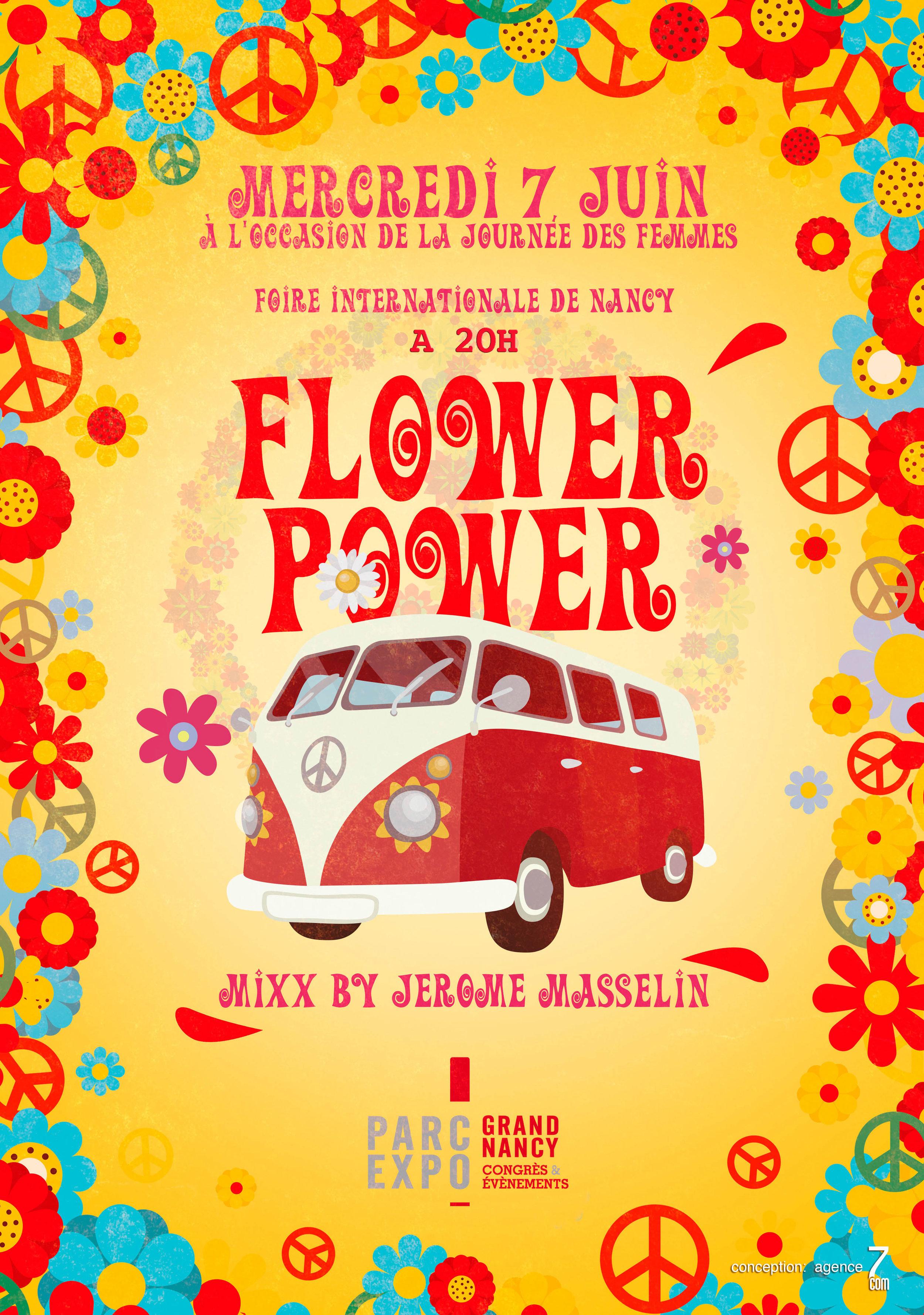 Flower Power DJ JM Foire expo  copie.jpg