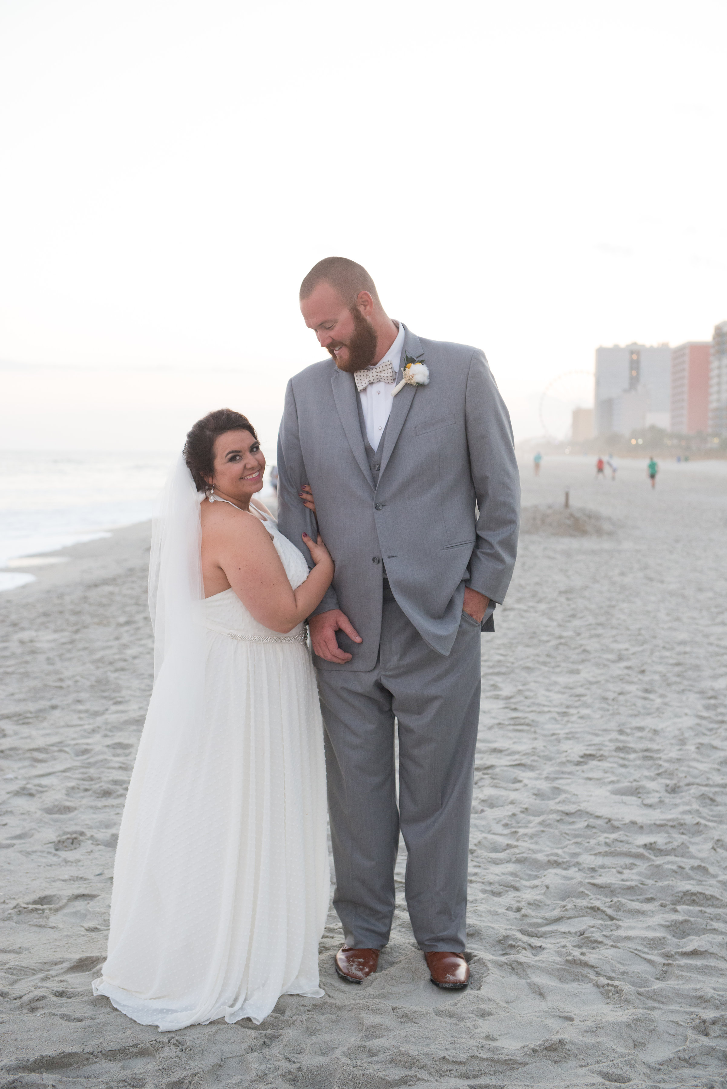 Myrtle Beach, SC Bride & Groom
